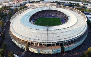 Strache will den Stadion-Neubau jetzt erzwingen