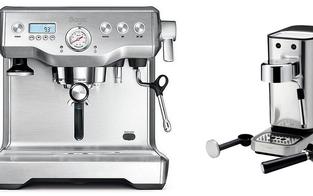 Espressomaschinen - Tests & Vergleich