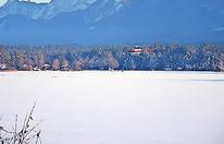Immer mehr Eisläufer betreten Risiko-Seen