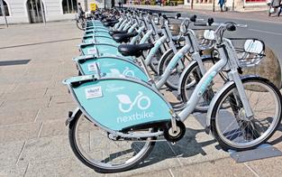 Klagenfurt radelt in Richtung Fahrrad-City