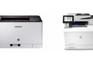 Farblaserdrucker statt Tintenstrahldrucker