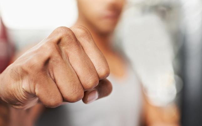 29-Jähriger schlug Freundin: Festnahme