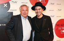 DOTS-Chef Martin Ho lud zum 10-Jährigen