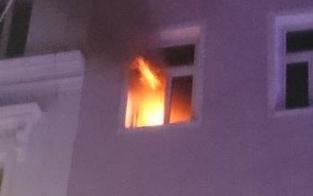 Flammen schlugen aus dem Fenster: Inferno in Wien-Hernals