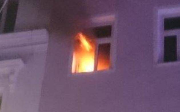 Flammen schlugen aus dem Fenster: Inferno in Wien-Hernals Lacknergasse
