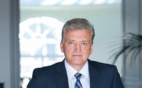 Franz Schnabl wird jetzt fix neuer SP-Chef