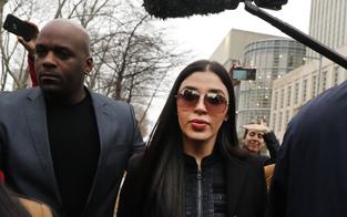 USA nehmen 'El Chapos' Frau fest