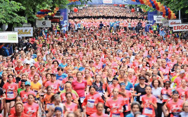 Frauenlauf 2017