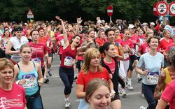 Frauenlauf: Anmeldung startet heute
