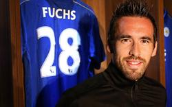 Christian Fuchs klärt seine Zukunft