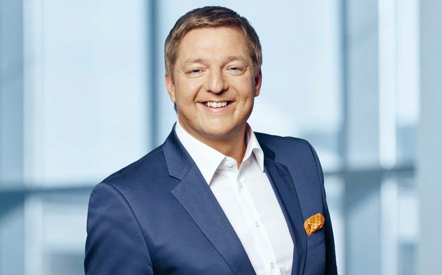 Bürgermeister Günther Albel