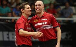 EM-Finale für Österreichs-Tischtennis-Doppel