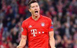 Lewandowski stellt Tor-Rekord bei Bayern-Sieg auf