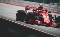 Räikkönen gewinnt, Hamiltons WM-Entscheidung vertagt