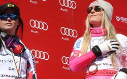 Vonn: Riesen-Zickenkrieg um Ski-Beauty
