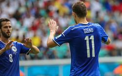 Nations League: Bosnien gewinnt erneut gegen Nordirland