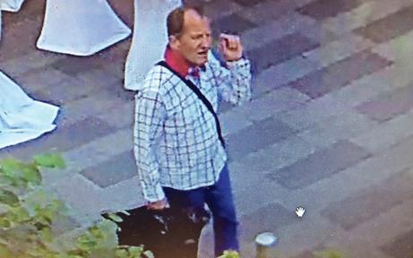 Einbrecher erbeutete zwei Gemälde in Hotel