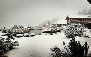 Erster Schnee: Skiorte schlittern in den Winter
