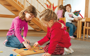 Viele Eltern in großer Sorge: Corona-Schock in Kindergarten
