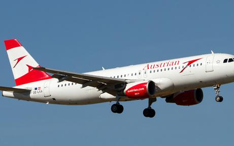 Austrian Airlines flog ohne Passagiere von Rom nach Wien
