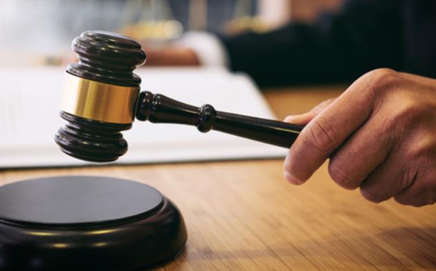 Anklage Strafgericht