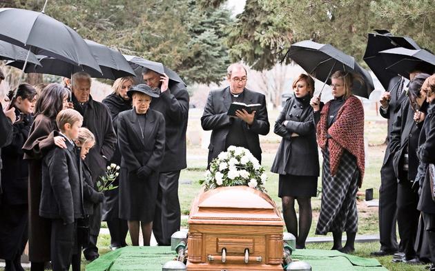 Begräbnis