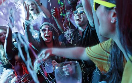 Save the Rave: Demo für Clubs