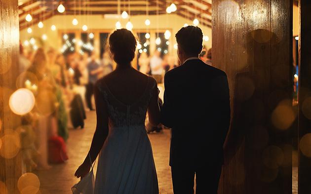 Bräutigam Hochzeit
