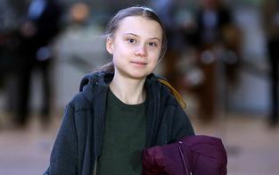 Greta Thunberg auf Vogue-Cover