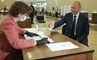 Keine OSZE-Beobachter bei russischer Parlamentswahl