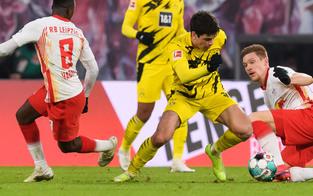 Leipzig reicht gegen Dortmund ein Punkt