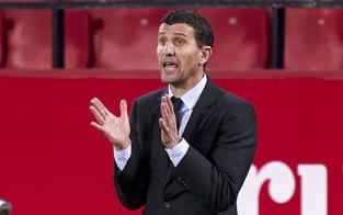 Valencia haut Trainer Javi Gracia raus