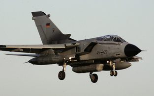 Deutsche Luftwaffe wollte Bomben-Abwürfe in Tirol trainieren