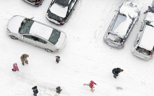 Skigebiete: Straßensperre im Kärntner Bodental wegen Ansturm