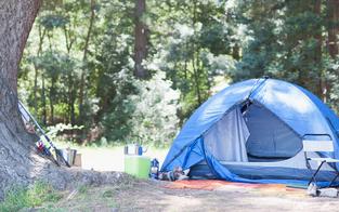 Falsche Polizisten zündeten Roma-Zelte an