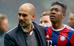 """Alaba schwärmt von Guardiola: """"Bester Trainer"""""""