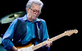 Eric Clapton will bei Impfpflicht nicht spielen