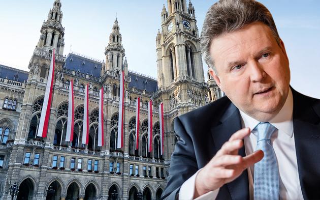 Wiens Bürgermeister Ludwig