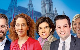 Wien: Fünf Stadträte kassieren ohne jede Kompetenz ab