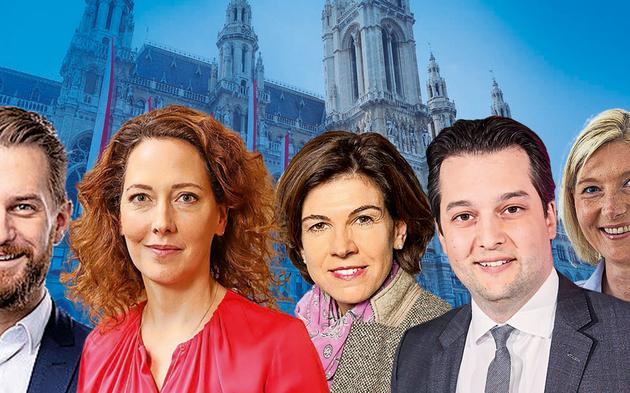 Wien: Fünf Stadträte kassieren ohne jede Kompetenz ab | Wirbel um nicht amtsführende Stadträte