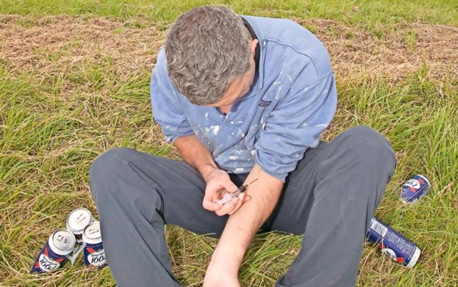 Drogen-Spritze verletzte Kind (6): Jetzt Polit-Krach