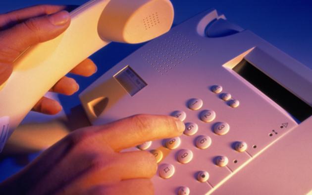 Telefon Hörer Betrug