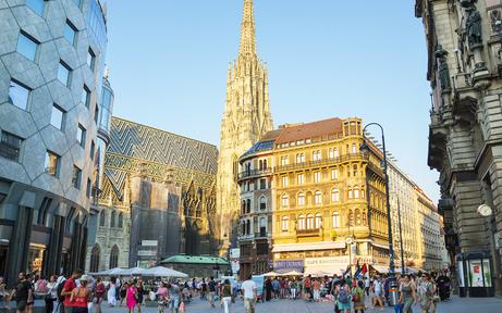 Wien wächst: Schon 1,876.960 Einwohner