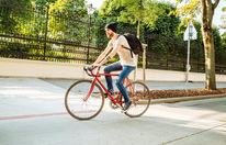 700 Euro Strafe für Radeln in Schönbrunn