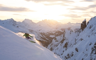 Spaß und Adrenalin im Skigebiet Arlberg
