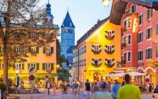 In Kitzbühel kostet der Quadratmeter rund 7.920 Euro