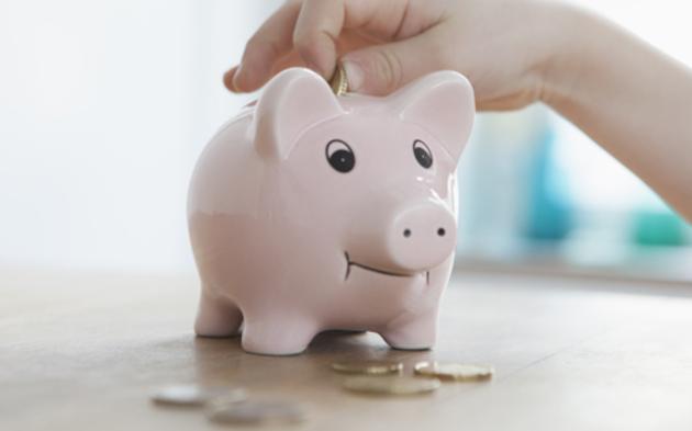 Sparschwein Sparen Geldschwein Spartag Einsparungen Weltspartag