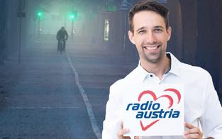 Radio-Austria-Moderator von Taxi 'abgeschossen'