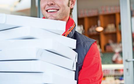 Aus Liebes-Kummer 50 Pizzen bestellt