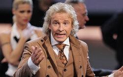 """Gottschalk nennt Show seine """"große Liebe"""""""